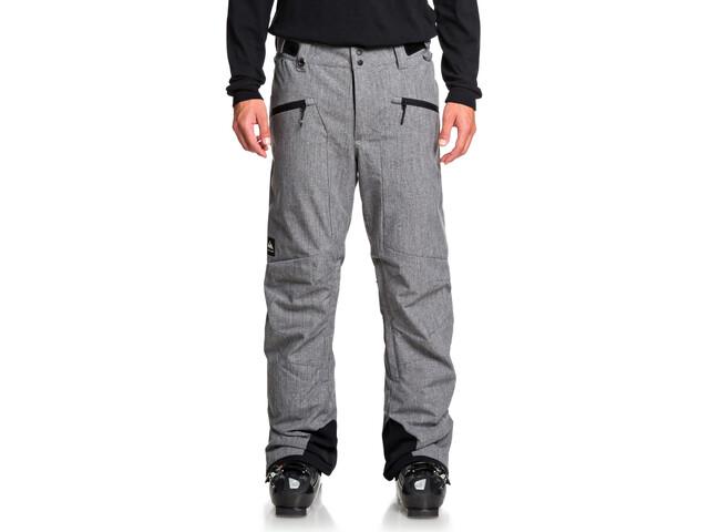 Quiksilver Boundry Pantalones Hombre, black